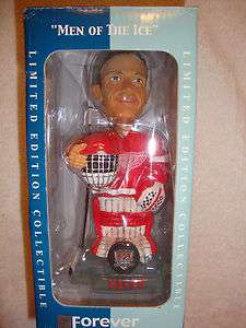 Detroit Red Wings Bobblehead Bobble Forever Collectibles All Star