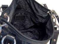 Fossil Black Leather Liberty Satchel Crossbody Handbag NWT $158