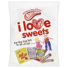Barratt I Love Sweets 315G   Groceries   Tesco Groceries
