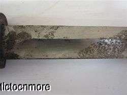 WWI GERMAN RICH A HERDER MAUSER 84/ 98K K98 KNIFE BAYONET SCABBARD