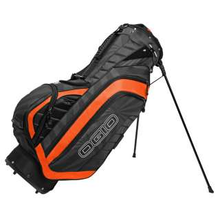 New Ogio 2012 Vapor Stand Golf Bag   Prizmata/Burst