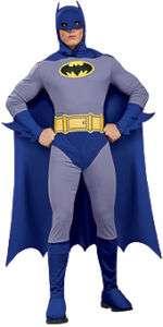 ADULT BATMAN HALLOWEEN COSTUME SIZE ADULT SMALL