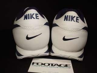 02 Nike max 1 90 95 air Cortez Basic WHITE NAVY BLUE 12