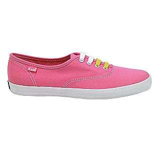 Womens Champion   Pink  Keds Shoes Womens Athletic