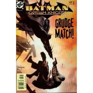 Batman: Gotham Knights #60 Grudge Match!: Books