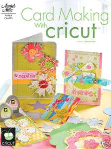 CARD MAKING WITH CRICUT Paper Craft Book