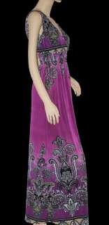 NEW Ladies Sexy Evening Summer Long Maxi Dress L