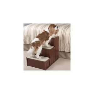 Hardwood 3 Step Pet Steps Toys & Games