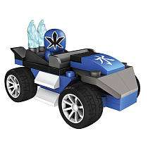 Mega Bloks Power Rangers Samurai Blue Pocket Racer (5764)   MEGA