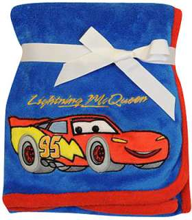Disney Pixar Cars 2   3D Toddler Blanket   Crown Craft   Toys R Us