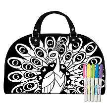 to Color Gone Wild   Weekender Bag   Peachtree Playthings