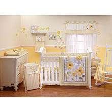 NoJo   Bright Blossom   8pc Comforter Set   Crown Craft   Babies R