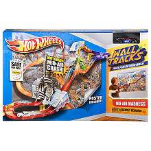 Hot Wheels Wall Tracks Mid Air Madness Playset   Mattel   Toys R