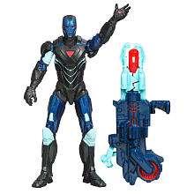 Action Figure   Reactron Armor Iron Man Mark VI   Hasbro