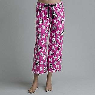 Womens Minnie Mouse Lounge Pants  Mickey Mouse Clothing Intimates