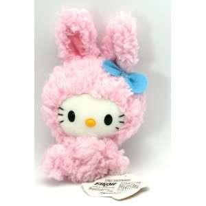 Hello Kitty In Animal Costume 4 Plush (Japanese Import