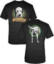 Sublime Lou Dog T Shirt Sizes Small to XXL Double Extra Large SI268