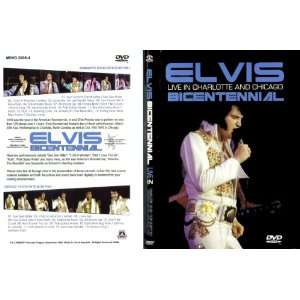 Elvis Presley   The Bicentennial Tour 1976 DVD Elvis