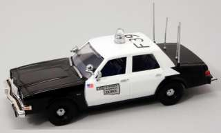 First Response 1/43 Oklahoma Highway Patrol State Police Dodge