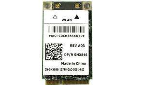 Dell Latitude D430 D530 D531 D630 D631 D830 WiFi Card   MX846 0MX846