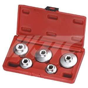 5pcs Oil Filter Cap Wrench Set Mercedes Benz/bmw/ford