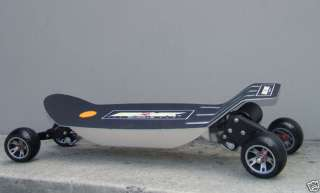 Skateboard Motorized Electric 2 speed Motor BMW Style