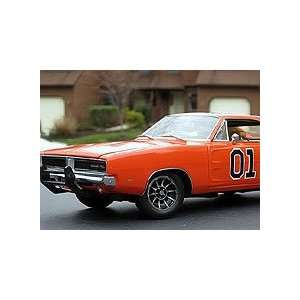 1969 Dodge Charger R/T General Lee Die Cast Model