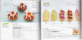 BEADED SWEETS and FRUITS 65   Japanese Bead Book
