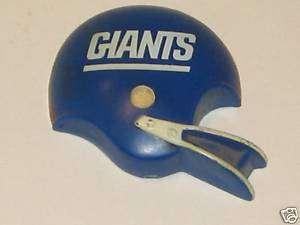 New York Giants NFL Football Plastic Helmet Magnet