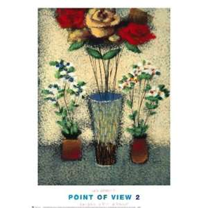 Point of View 2   Poster by Len Abbott (19.13x27): Home