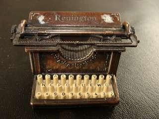 Die Cast Mini Pencil Sharpener Remington Typewriter