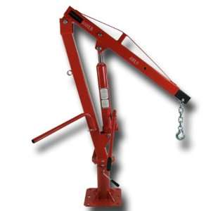 Hydraulic Pwc Dock Jib Engine Hoist Crane Mount Lift Home Improvement
