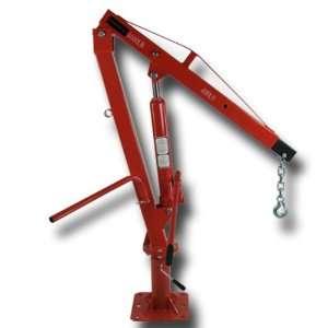 Hydraulic Pwc Dock Jib Engine Hoist Crane Mount Lift