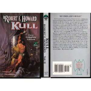 Robert E. Howard Library Vol. 2 1st Printing Robert E. Howard Books