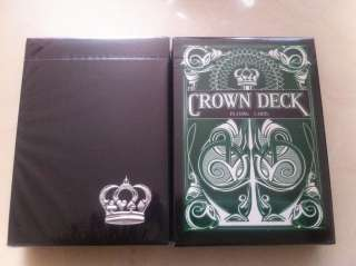 black crown playing cards bundle