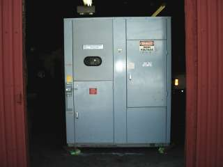 15Kv 600 amp Switch w/ Attached CT Cabinet