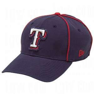 New Era MLB Piped Out Caps   Texas Rangers  Sports