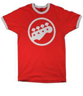 American Apparel Scott Pilgrim Rock Band Shirt Comic