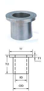 WoodPRO WP0519 Tall T Bushings for Shaper Cutters