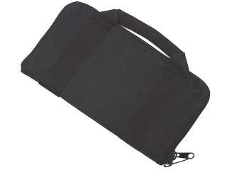 14 Airsoft Paintball AEG Carry Case Gun Bag Pouch BK