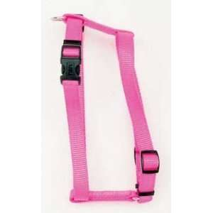 C Nyl Adjustable Harness 3/4 Medium   npk Pet Supplies