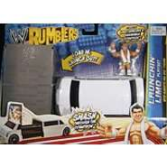 WWE Alberto Del Rio with Launchin Limo Playset   WWE Rumblers Toy