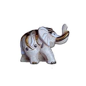 Rinconada White Elephant, Club 2009 Figurine Home & Kitchen