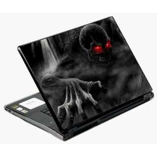 15 Universal Laptop Skin Decal Cover   Dark Ghost