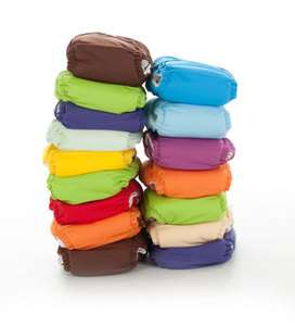 New and Improved Fuzzibunz Elite One Size Pocket Diapers  13 Colors