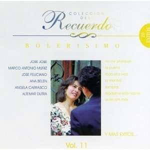 Coleccion Del Recuerdo: Bolerisimo: Various Artists: Music