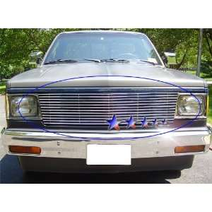 1982 1990 GMC S15 Jimmy Stainless Billet Upper Grille