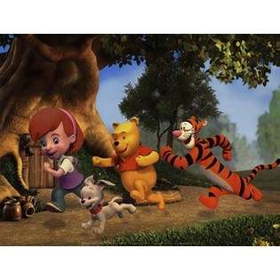 None My Friends Tigger & Pooh   Poster by Walt Disney (16x12) at