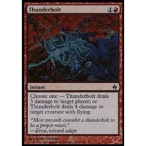 Magic the Gathering   Thunderbolt   Premium Deck Series Fire