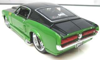 Maisto Ford Mustang Custom Shop Green 1/24